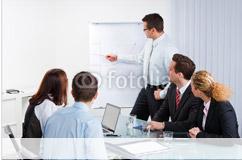 Foto von einer Beratung